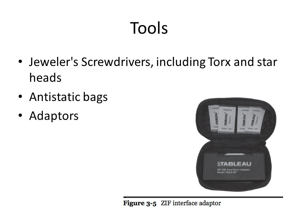 Tools Jeweler s Screwdrivers, including Torx and star heads