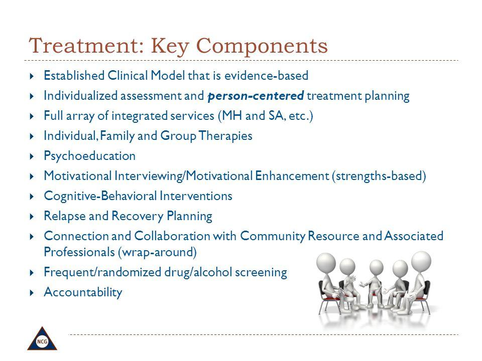 Treatment: Key Components