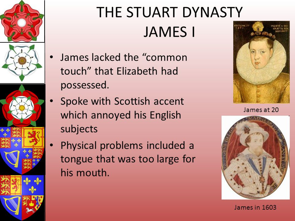 THE STUART DYNASTY JAMES I