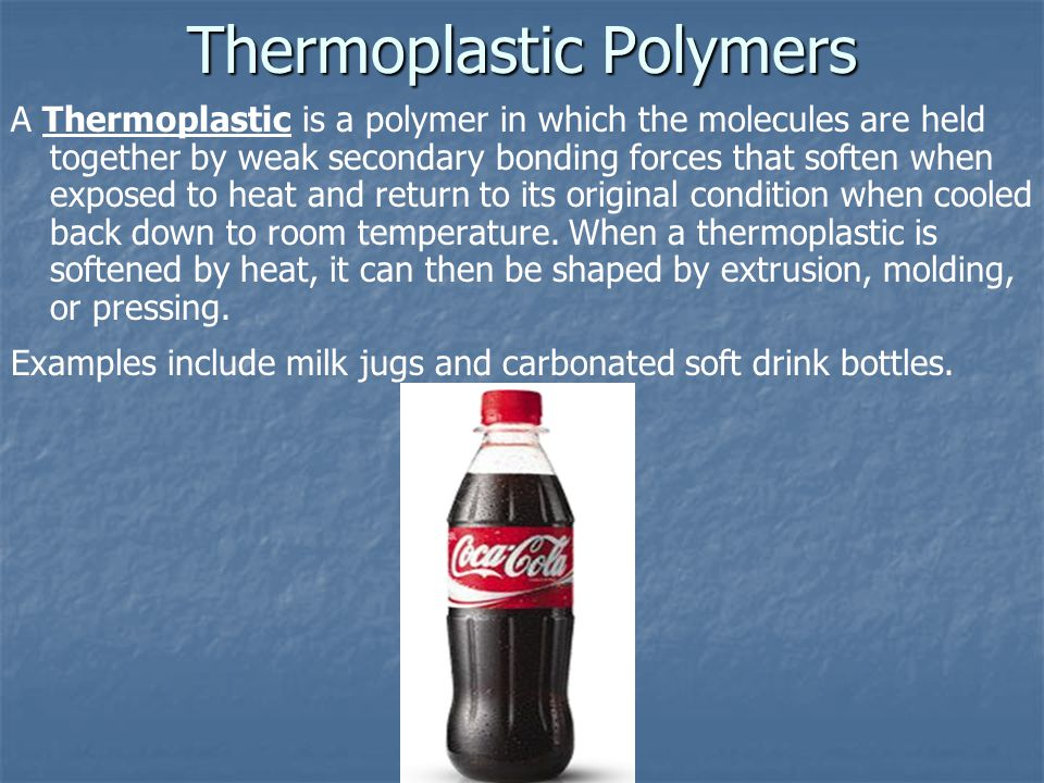 Thermoplastic Polymers