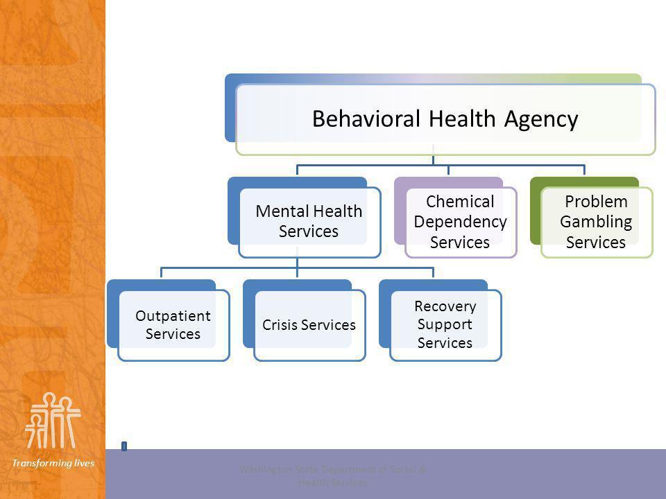 Behavioral Health Agency