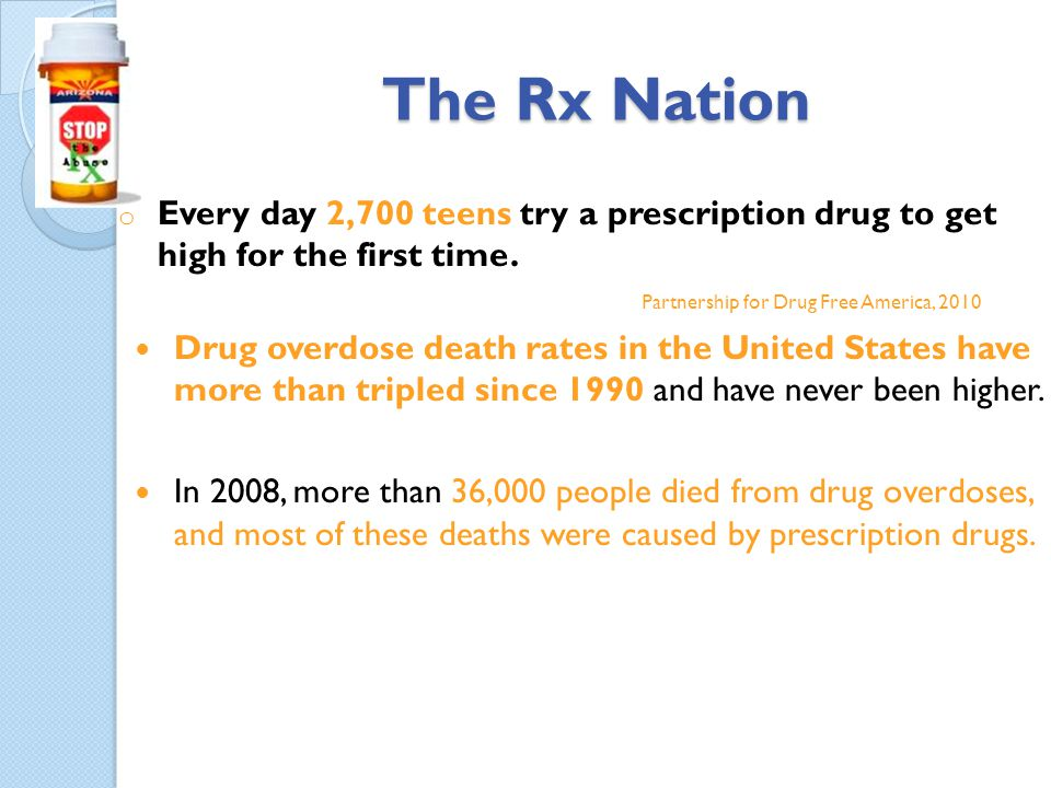 The Rx Nation