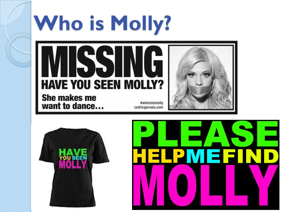 Who is Molly