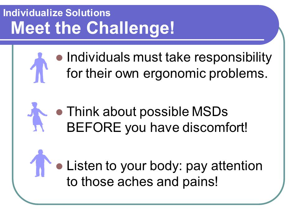 Individualize Solutions