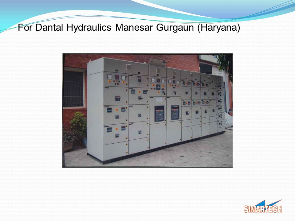 For Dantal Hydraulics Manesar Gurgaun (Haryana)