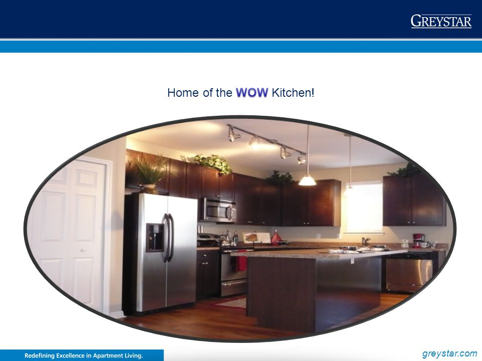 Home of the WOW Kitchen!