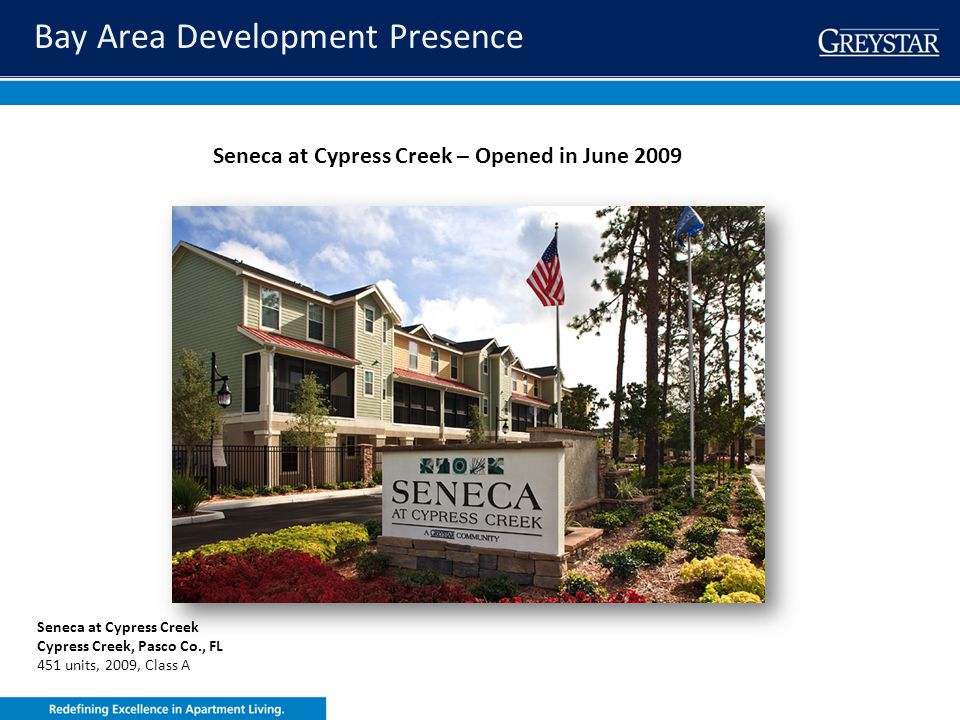 Bay Area Development Presence