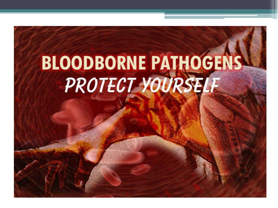 What are Bloodborne Pathogens