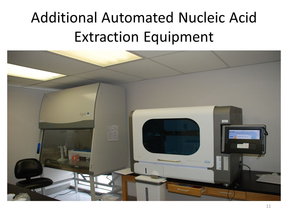 Additional Automated Nucleic Acid Extraction Equipment