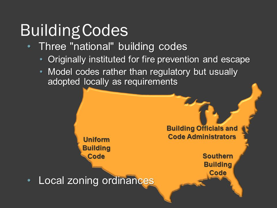 Building Officials and Code Administrators Southern Building Code