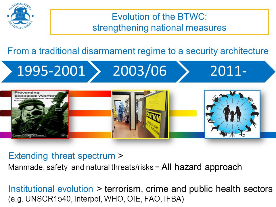 From a traditional disarmament regime to a security architecture