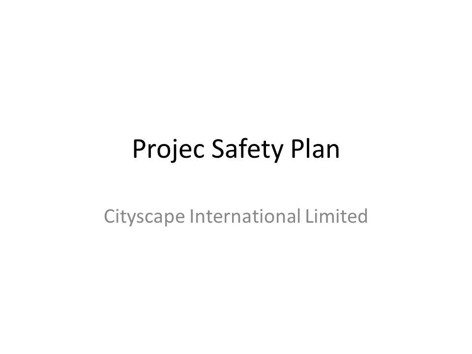 Cityscape International Limited