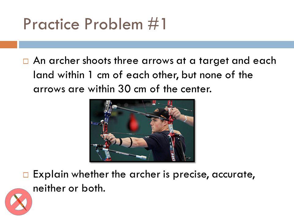 Practice Problem #1