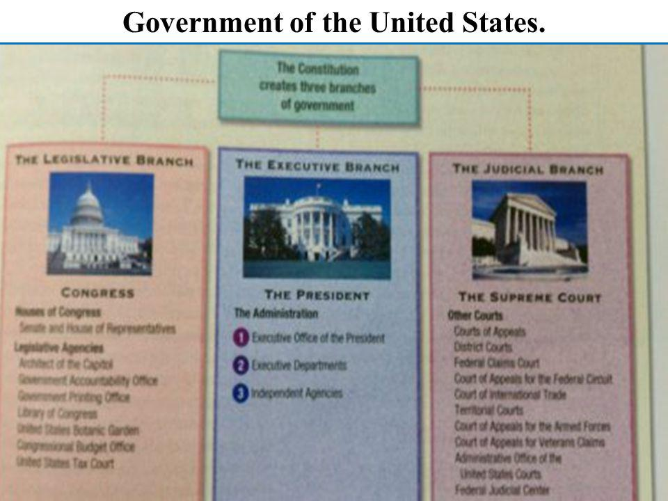 Government of the United States.