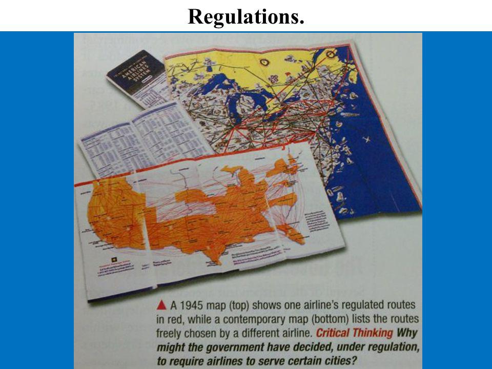 Regulations.