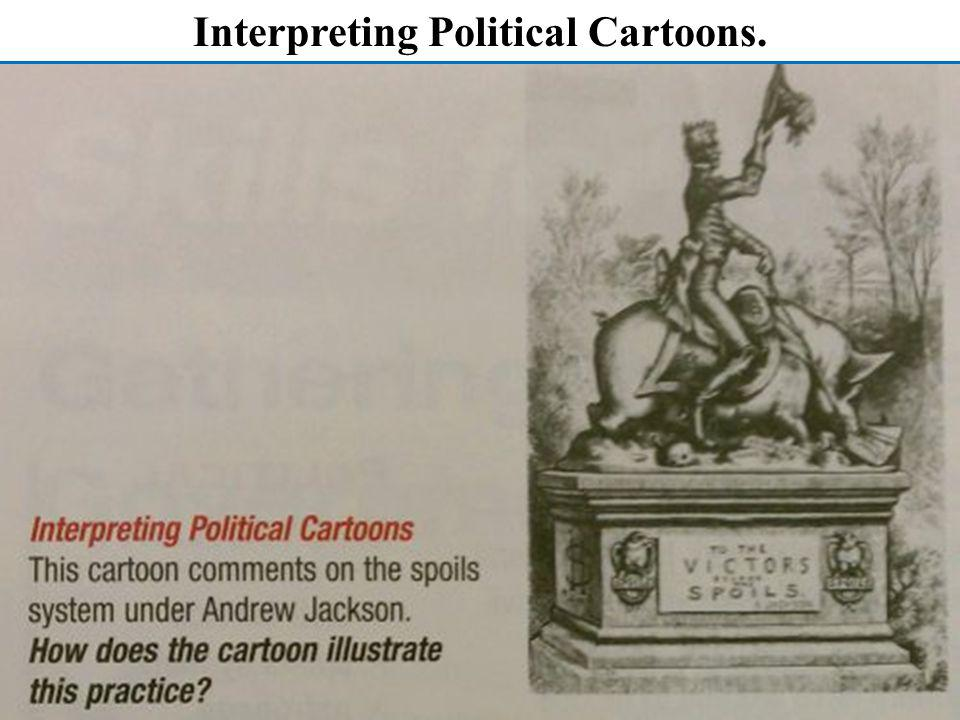 Interpreting Political Cartoons.