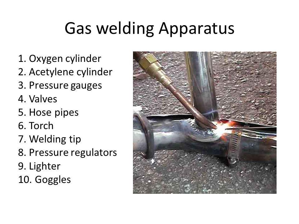 Gas welding Apparatus