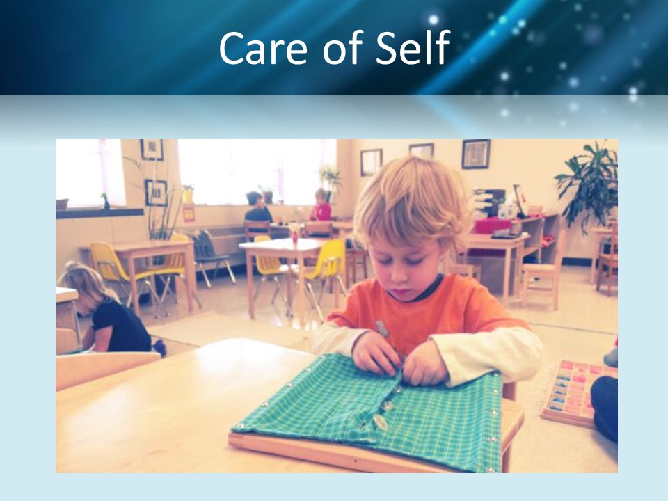 Care of Self