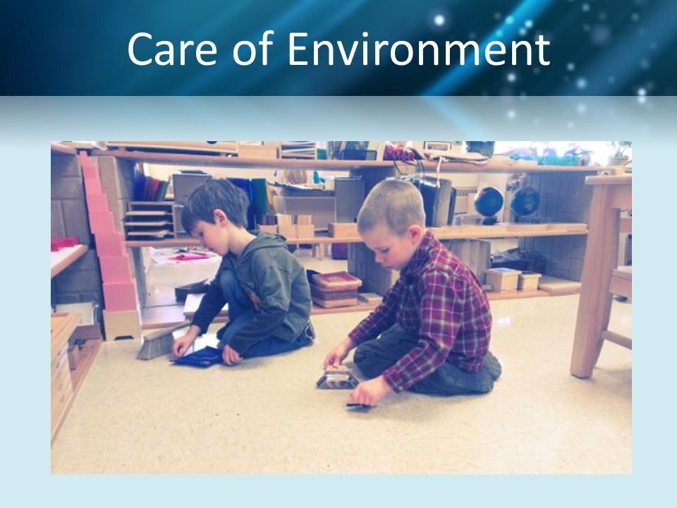 Care of Environment