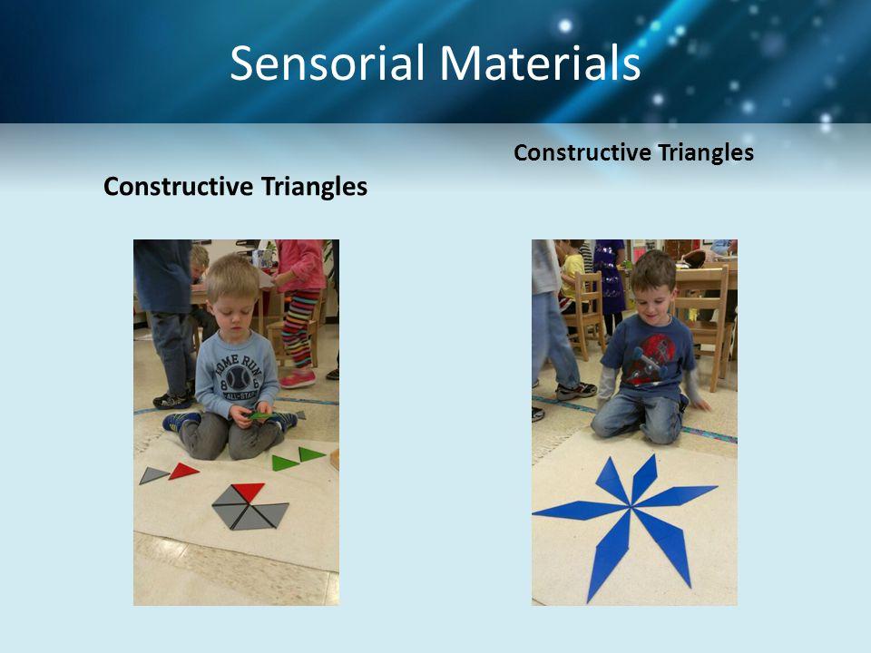 Constructive Triangles Constructive Triangles
