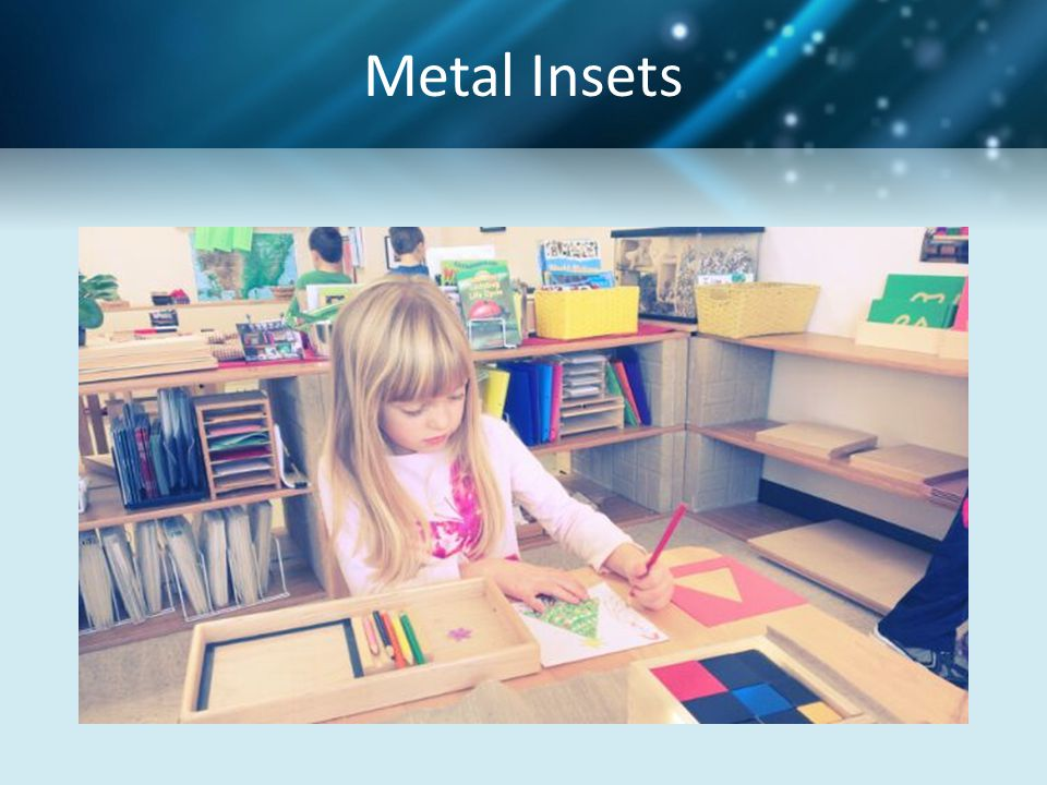 Metal Insets