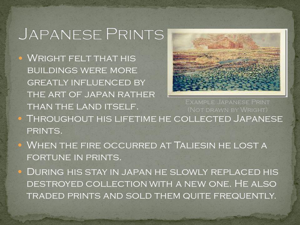 Example Japanese Print