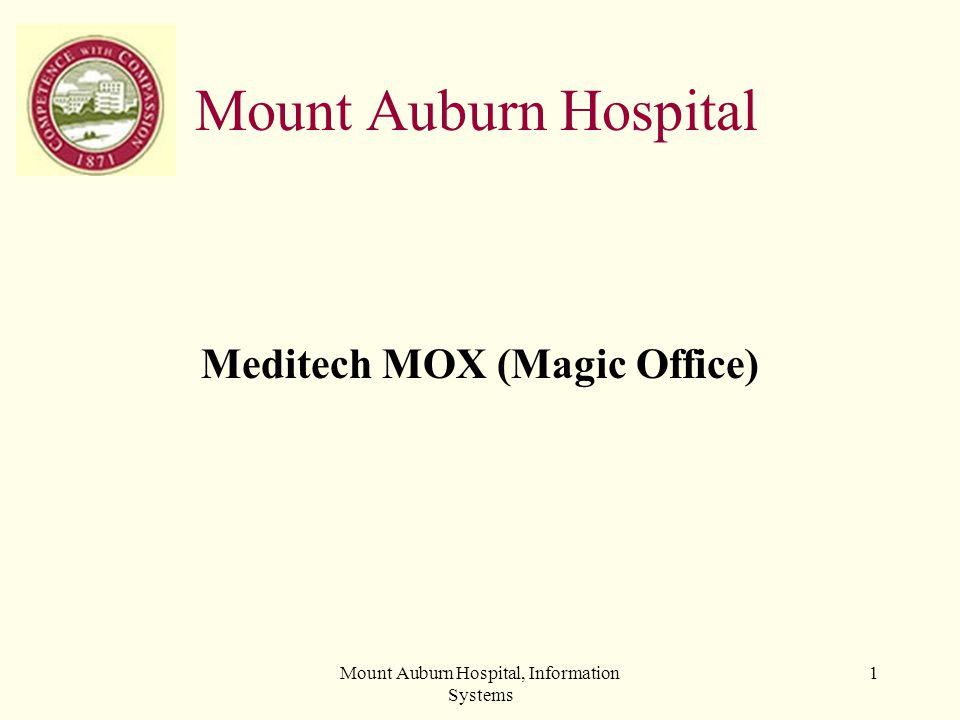 Meditech MOX (Magic Office)