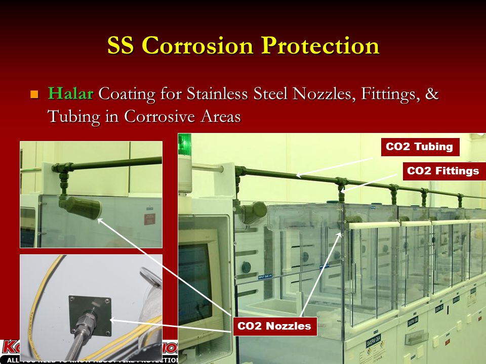 SS Corrosion Protection