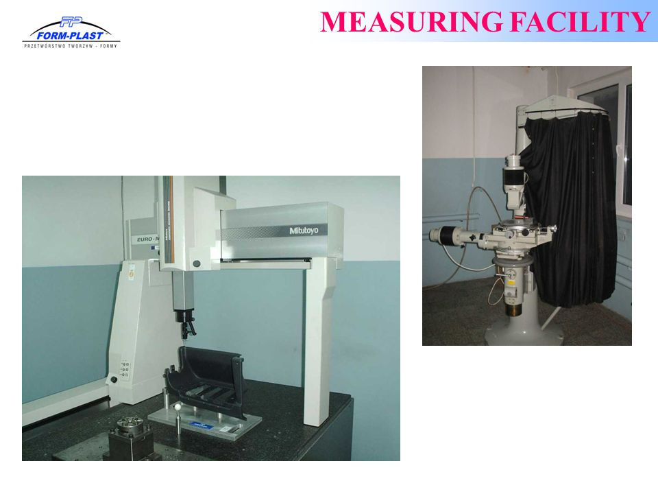 MEASURING FACILITY