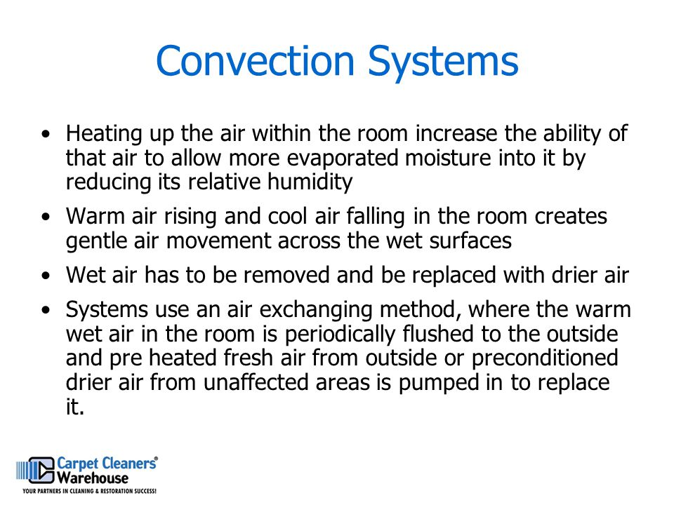 Convection Systems