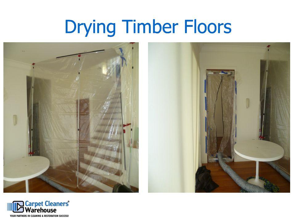 Drying Timber Floors Drying Timber Floors