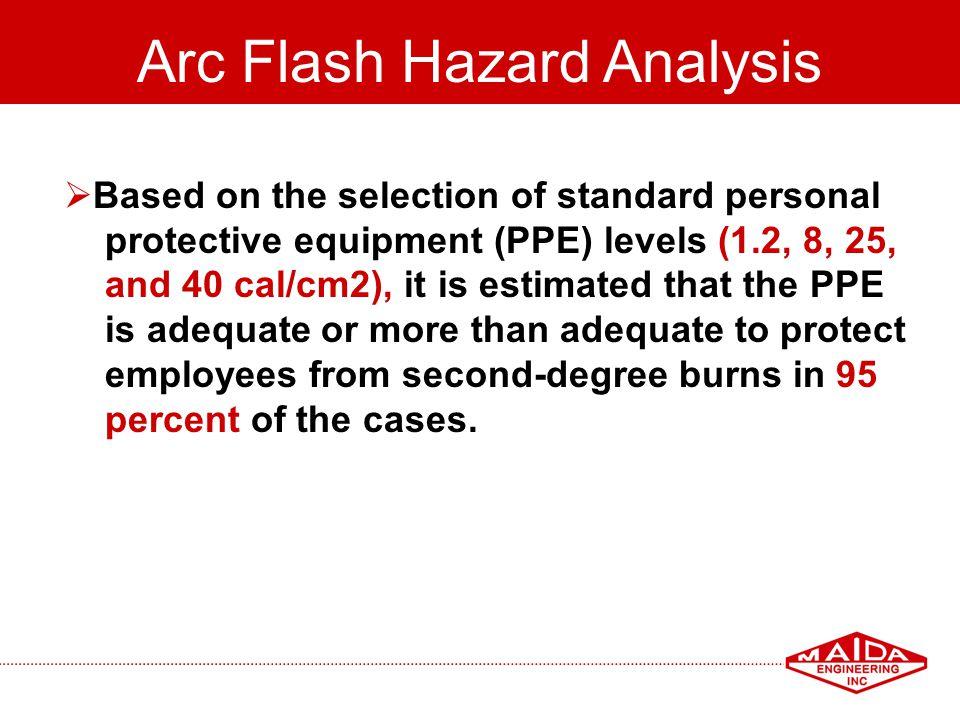 Arc Flash Hazard Analysis