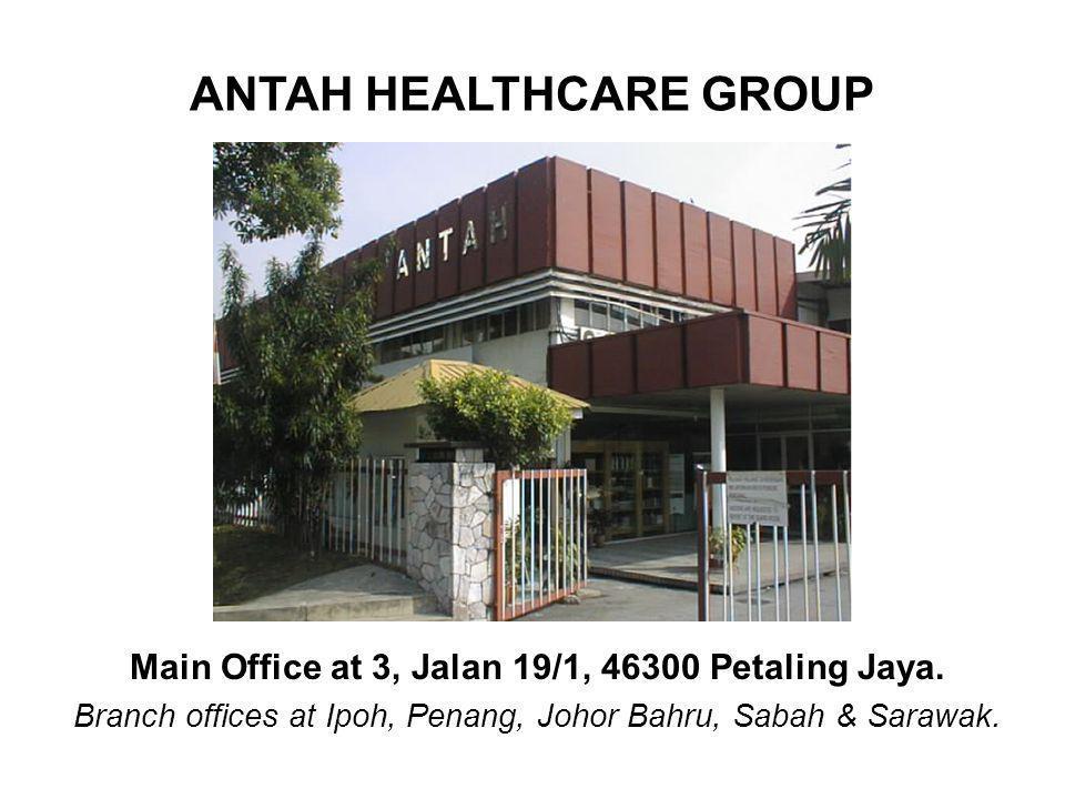 ANTAH HEALTHCARE GROUP