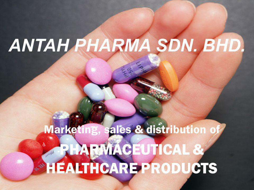 PHARMACEUTICAL & HEALTHCARE PRODUCTS