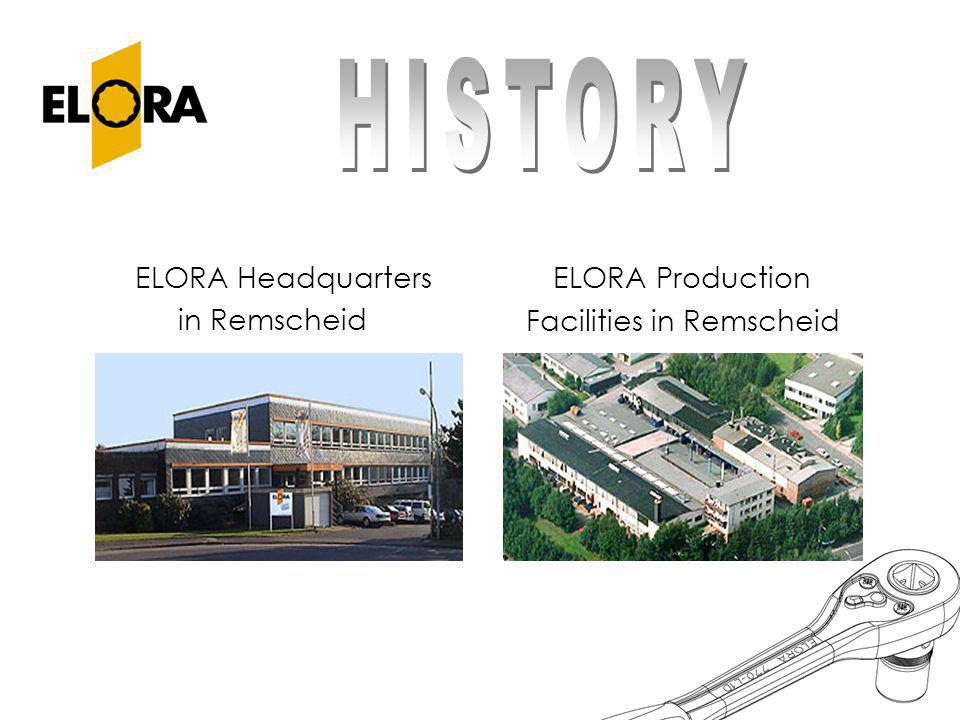 ELORA Production Facilities in Remscheid