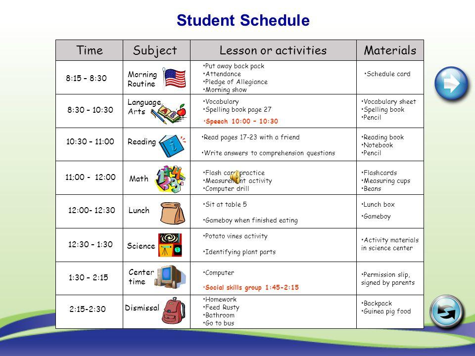 Social skills group 1:45-2:15