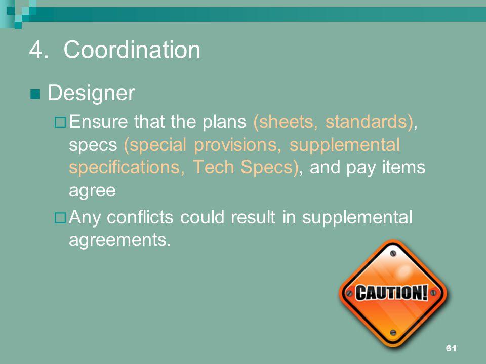 4. Coordination Designer