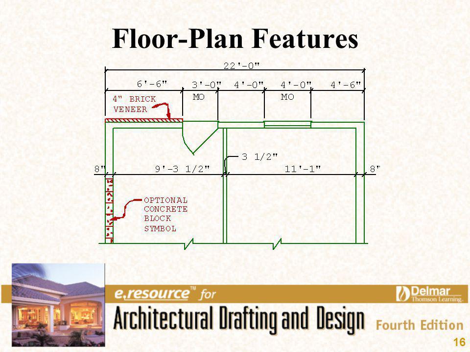 Floor-Plan Features