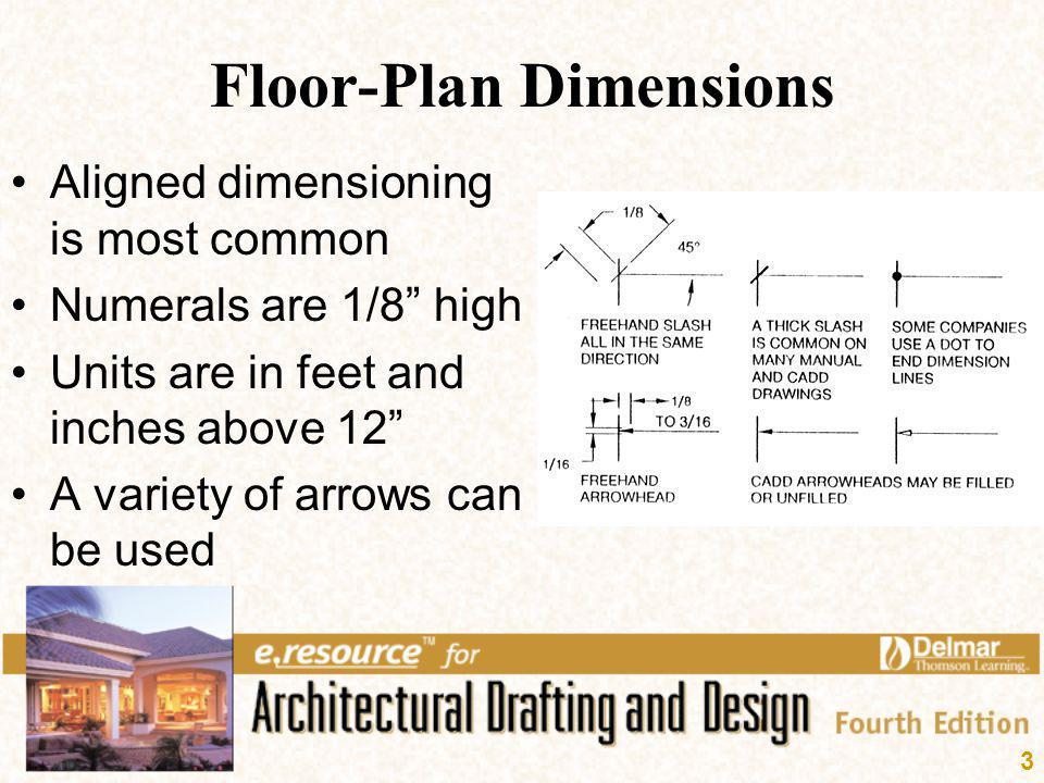 Floor-Plan Dimensions