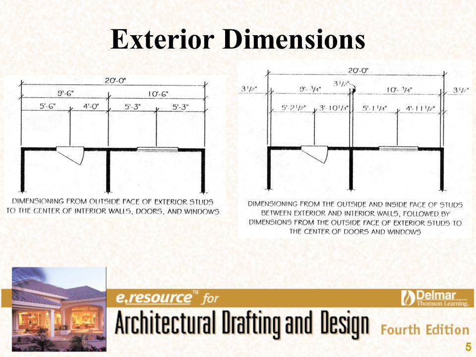 Exterior Dimensions