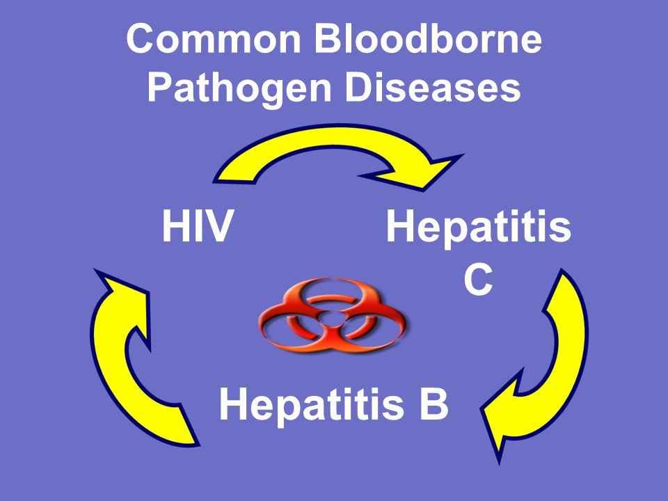Common Bloodborne Pathogen Diseases
