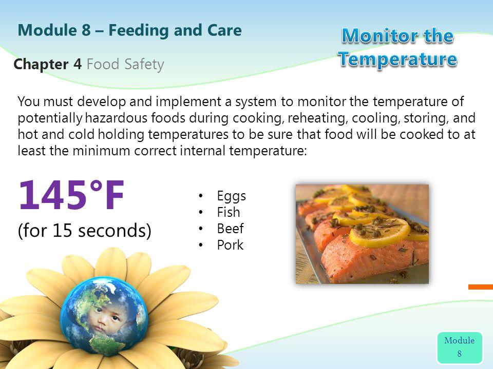 Monitor the Temperature