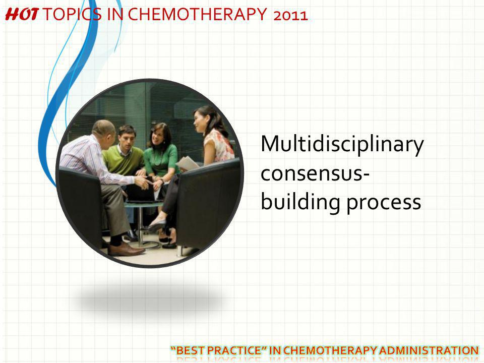 Multidisciplinary consensus-building process