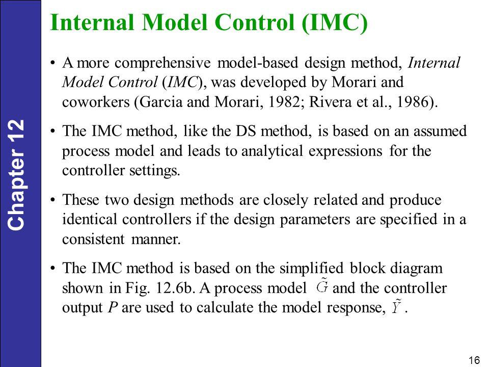 Internal Model Control (IMC)