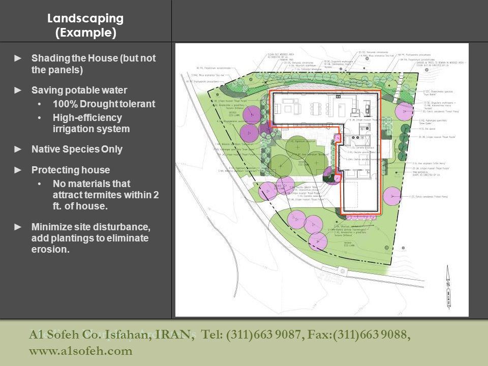 Landscaping (Example)