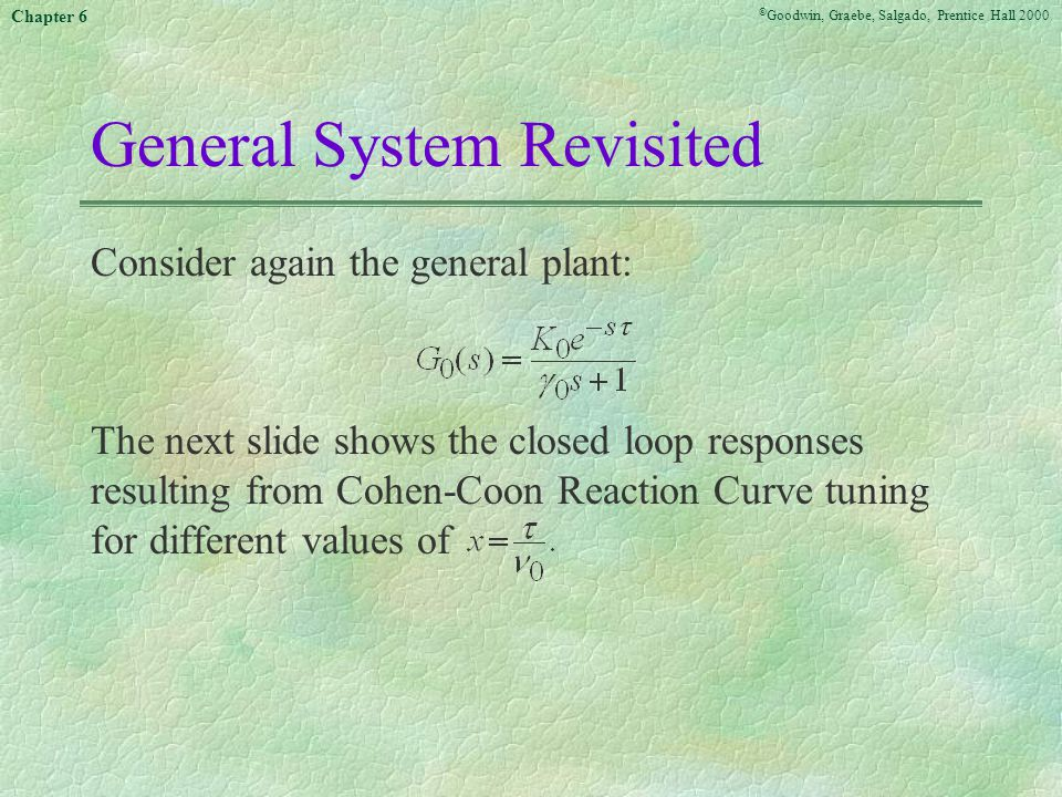 General System Revisited