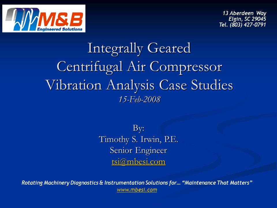 Transient Vibration Analysis- Insights into Machinery Behavior