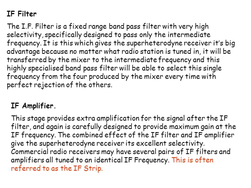 IF Filter
