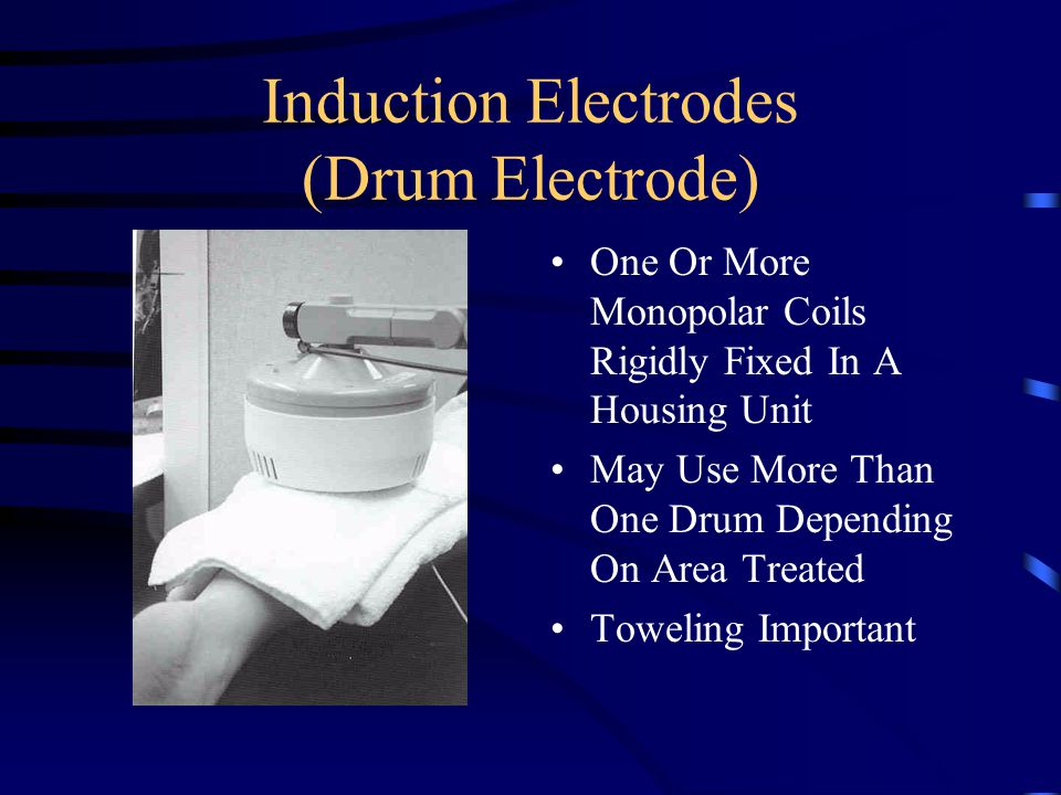 Induction Electrodes (Drum Electrode)