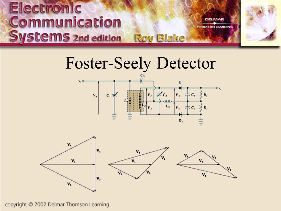 Foster-Seely Detector